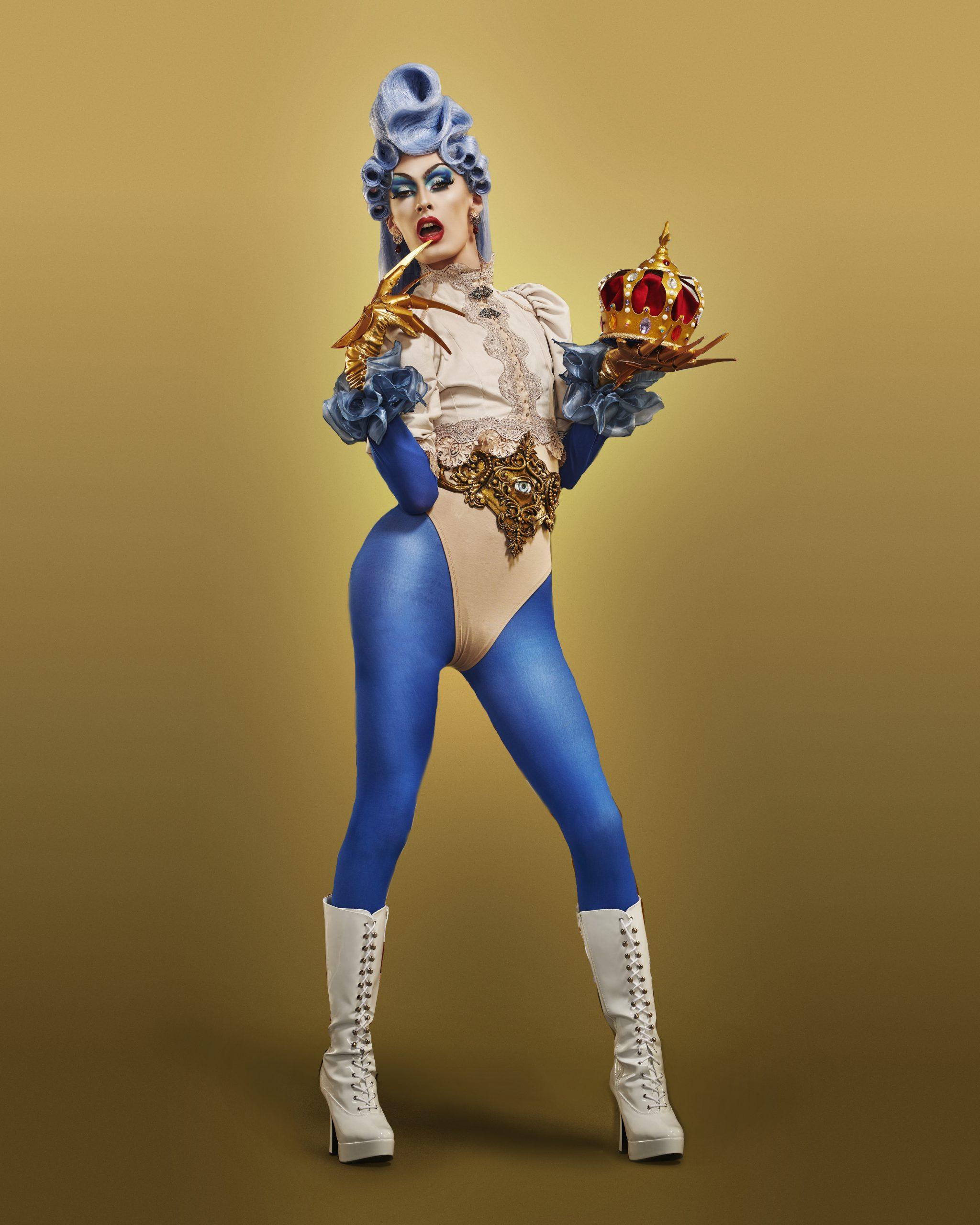 Roem Roemservice Drag Queen Dragqueen boeken boeking booking