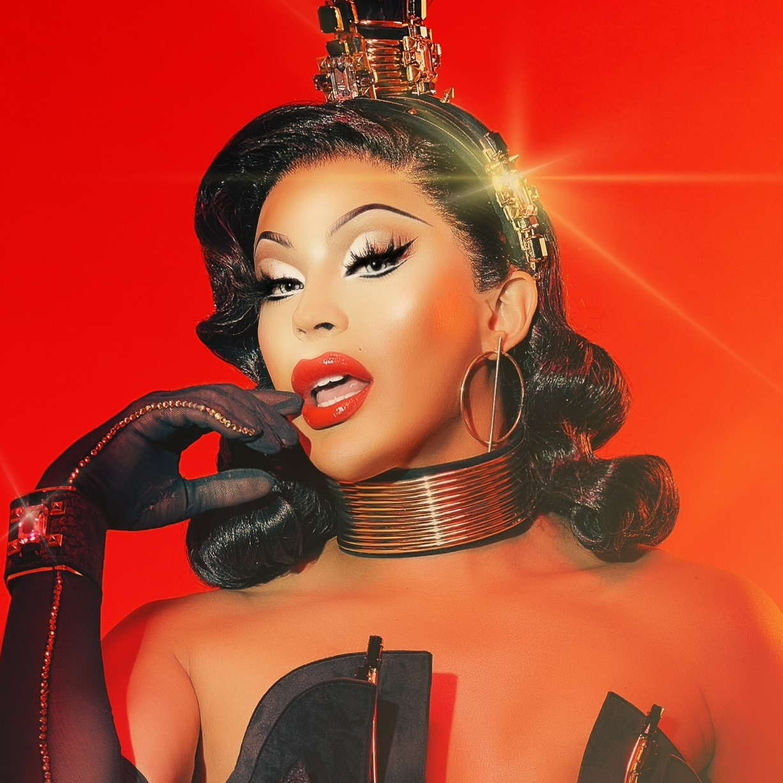 Envy Peru Drag Queen Dragqueen boeken boeking booking